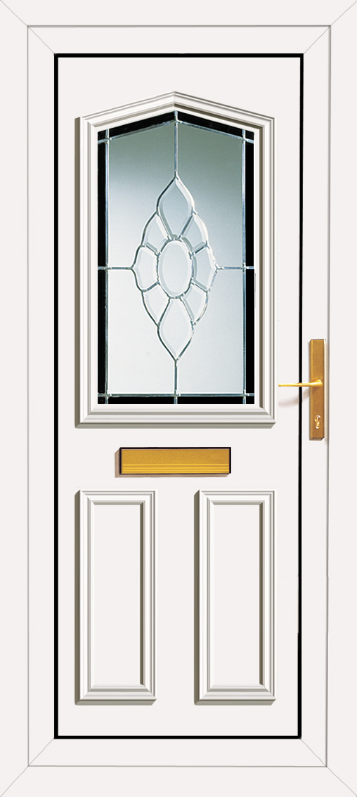 Hallmark UPVC Door