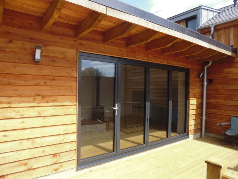 Alitherm Aluminium Patio Doors In