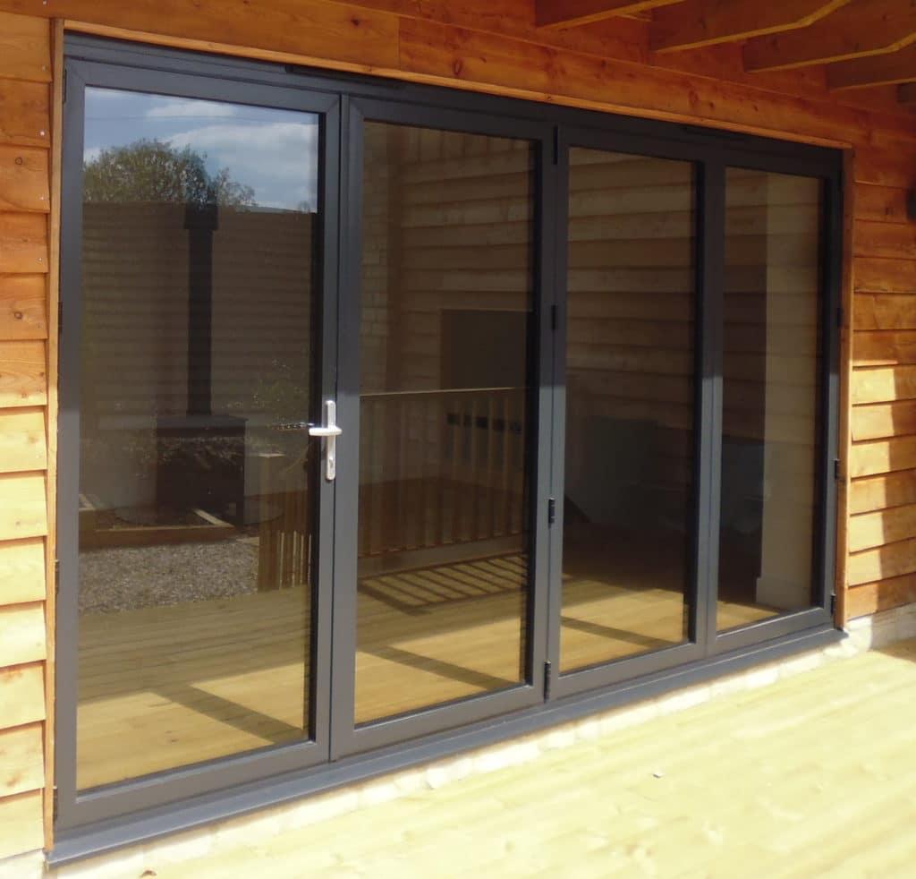 Visifold Aluminium Bifolding Doors