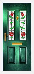 Rose Composite Door