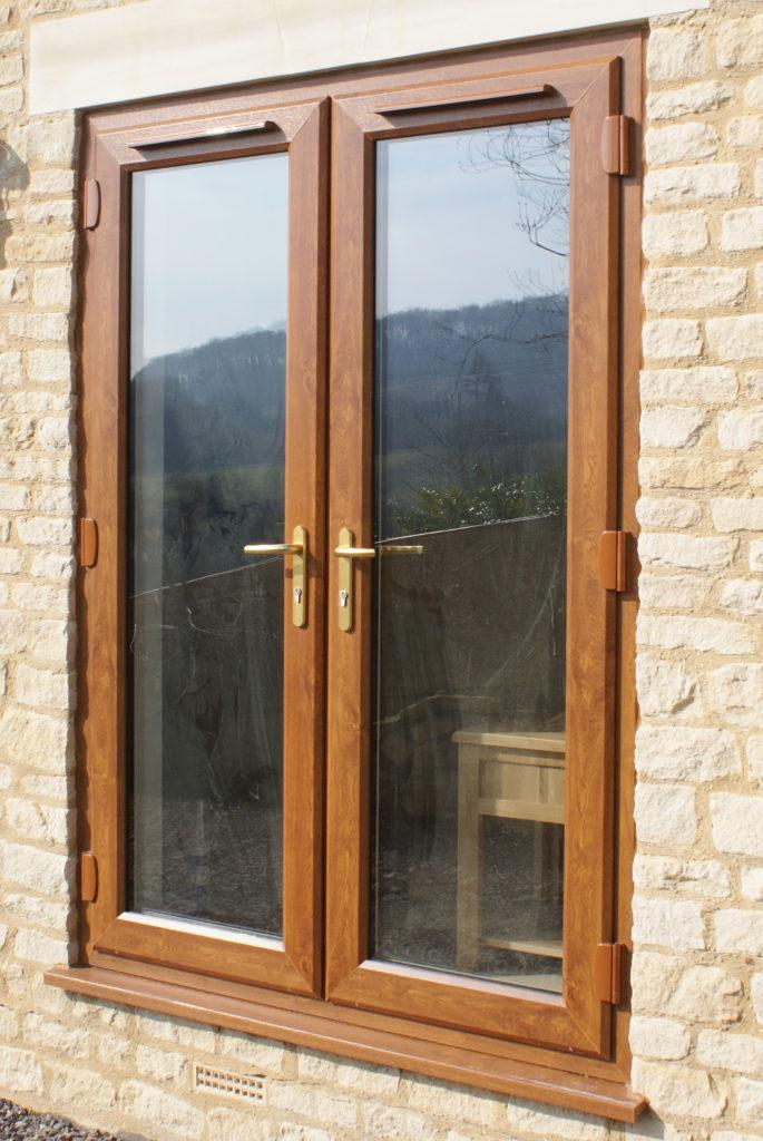 Upvc French Doors Barry Hunt Windows Ltd