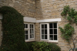 Rustique Cream Casement Window