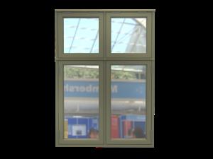 New Smart Systems Flush Sash Casement Window