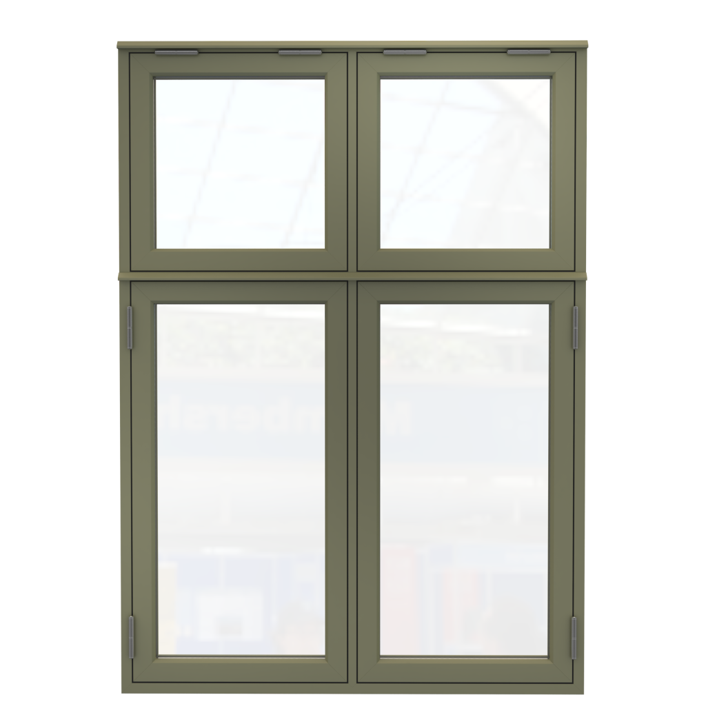 Alitherm 500 Flush Sash Casement Window